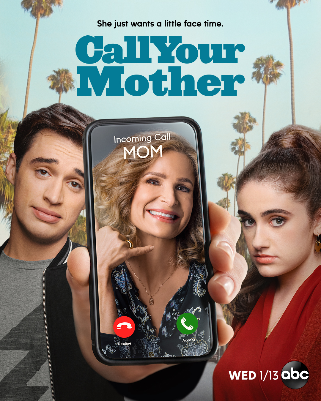 Call Your Mother Cast