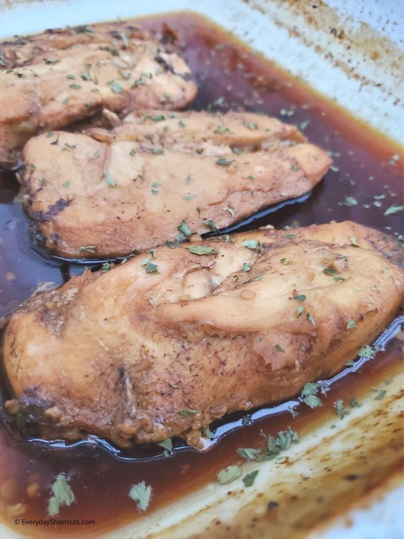 cola chicken casserole