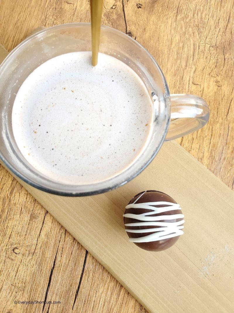 French Vanilla Cappuccino Bombs