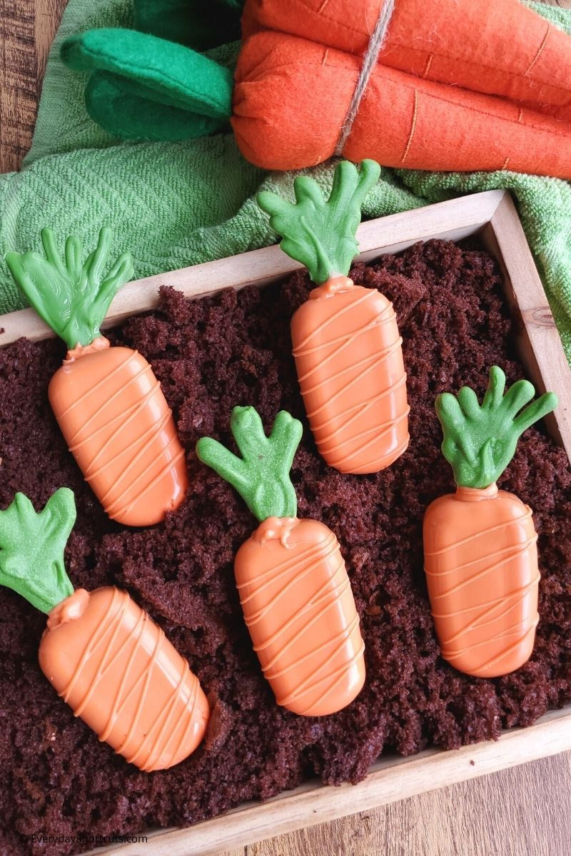 Carrot Patch Easter Treats