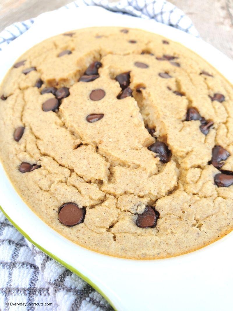 how to make TikTok Baked Oats