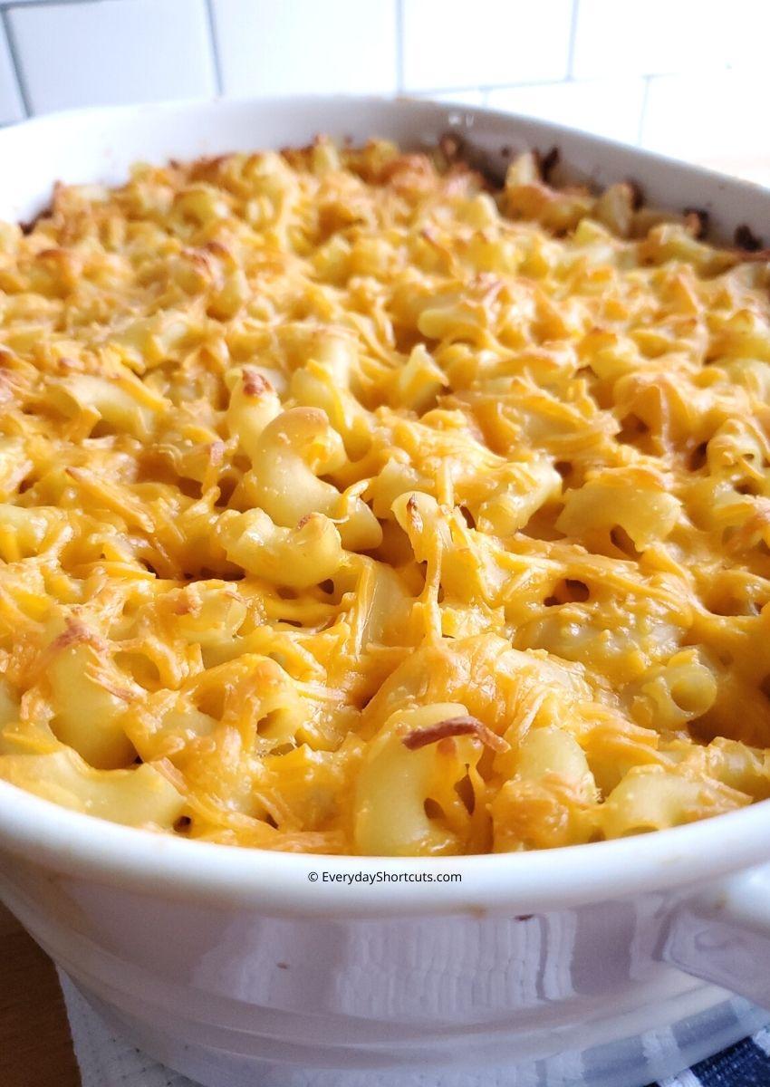 Basic Mac and Cheese Recipe