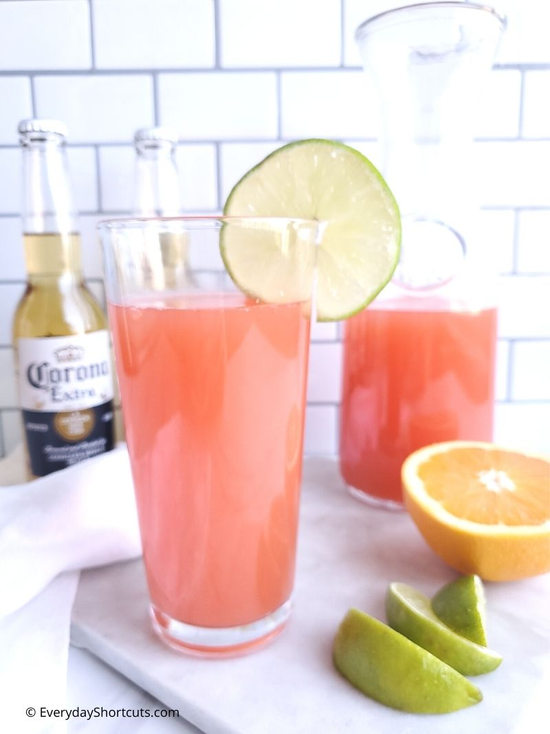 Mexican Sunrise Cocktail