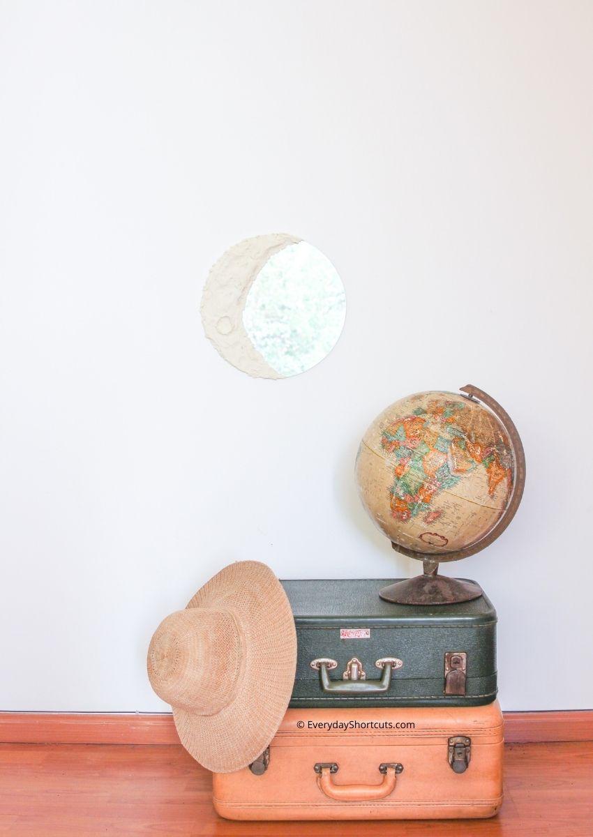 DIY Moon Mirror