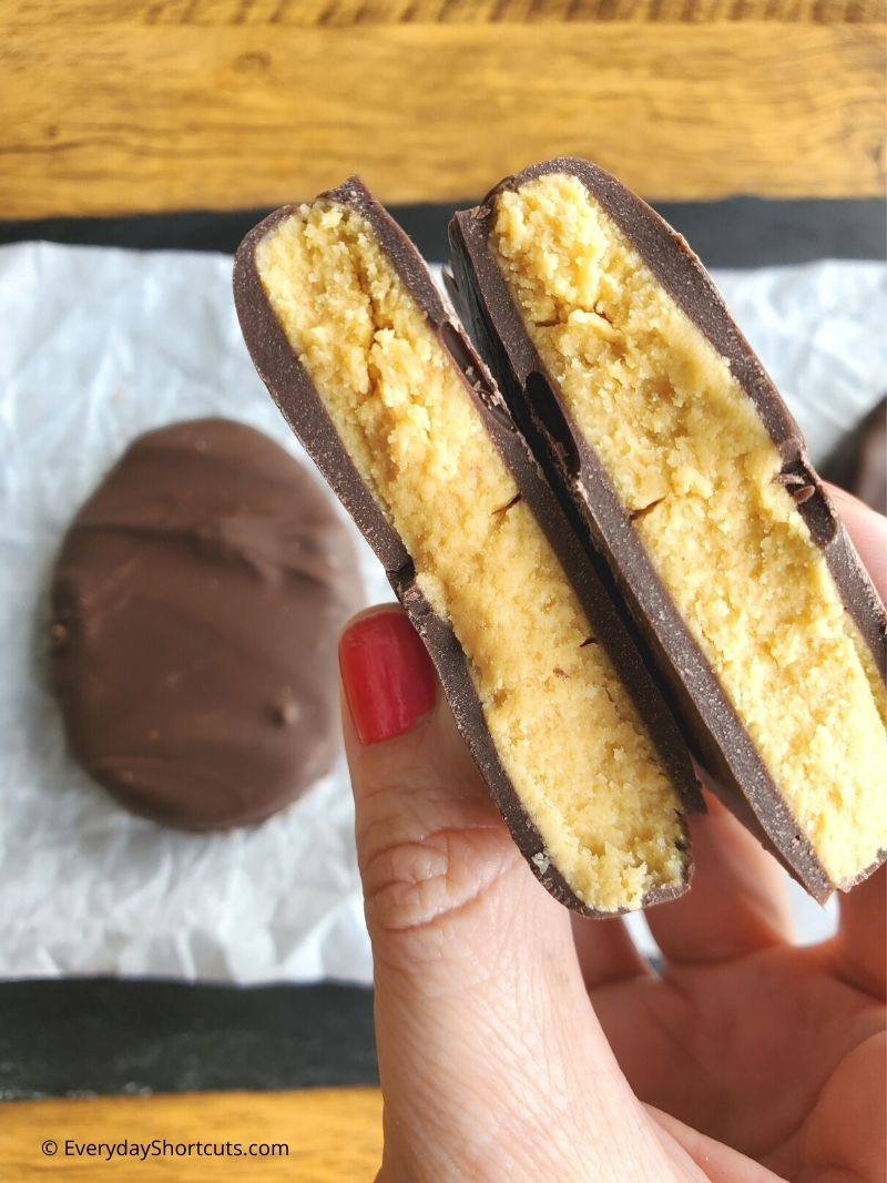 how to make Homemade Reeses Peanut Butter Eggs