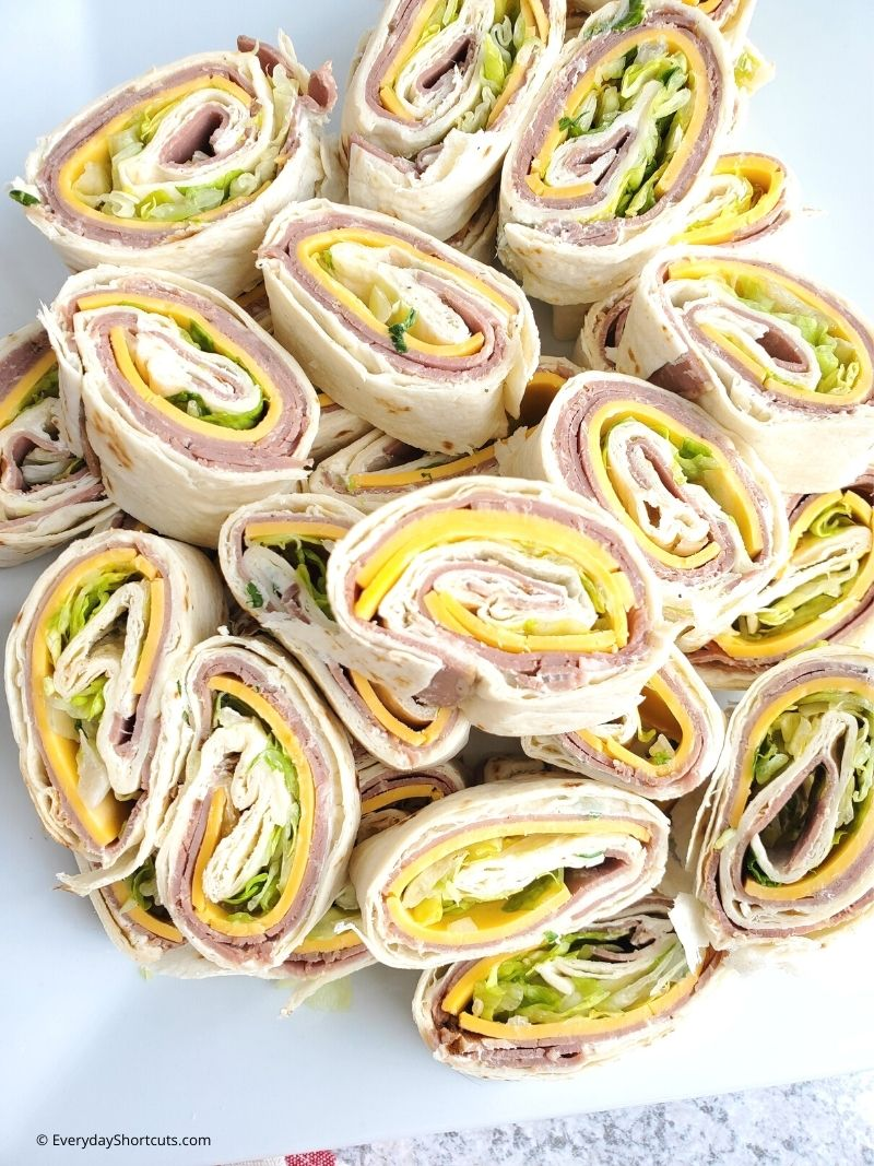 Roast Beef Roll Ups for Appetizer