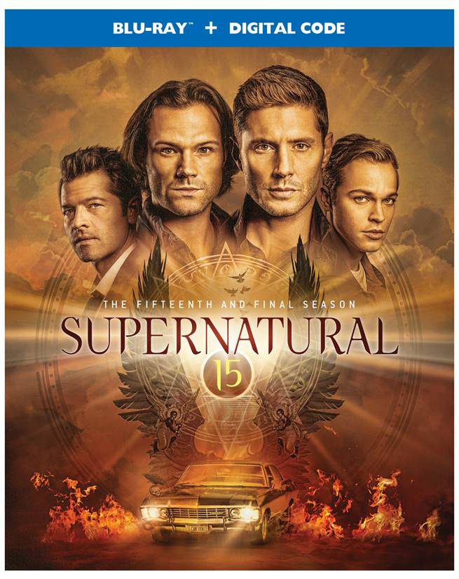 Supernatural: The Complete Series on Blu-ray and DVD