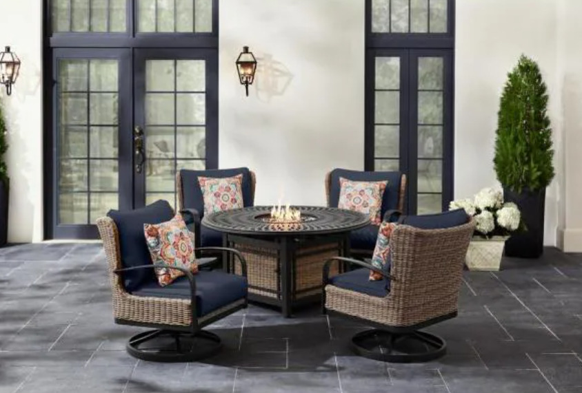 patio furniture sale at home depot