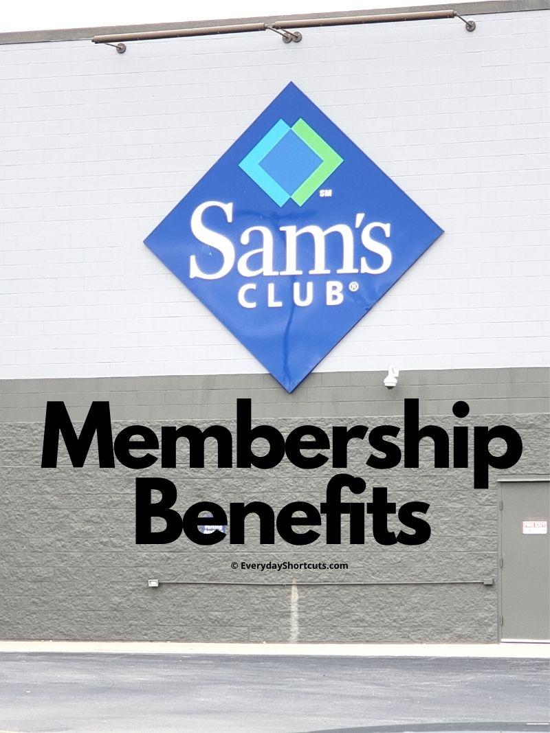Sams Club Membership Benefits