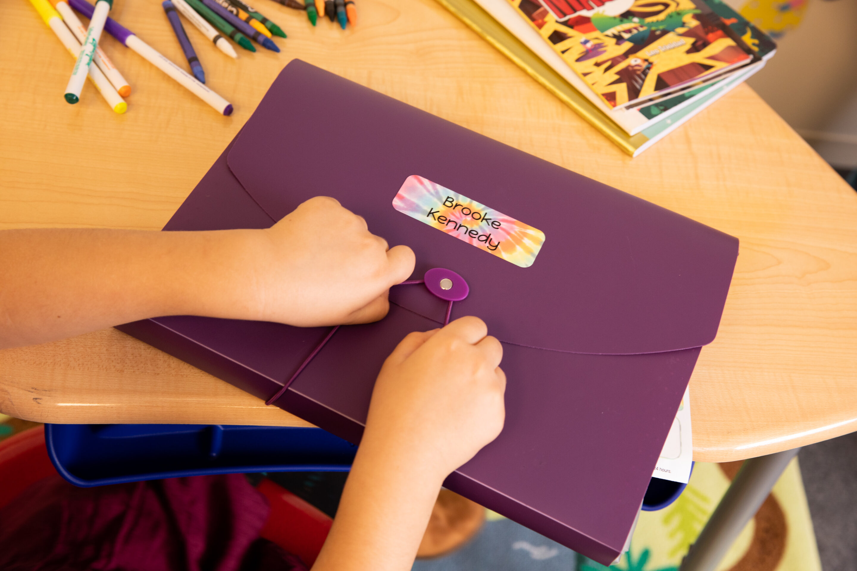 How to Stay Organized for Back to School