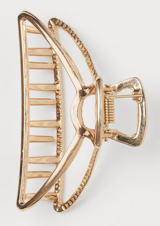 H&M Metal Claw Clip Image