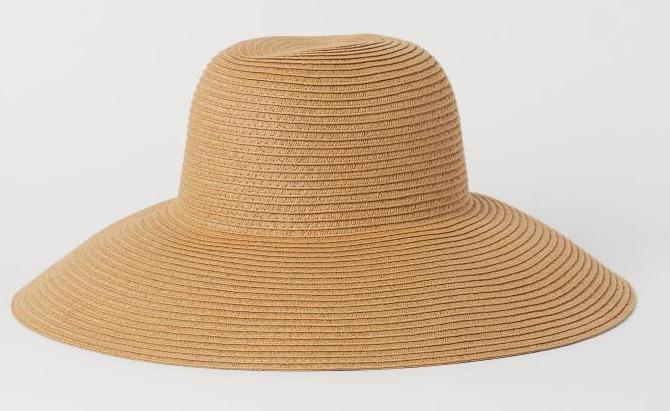 H&M Straw Hat Image