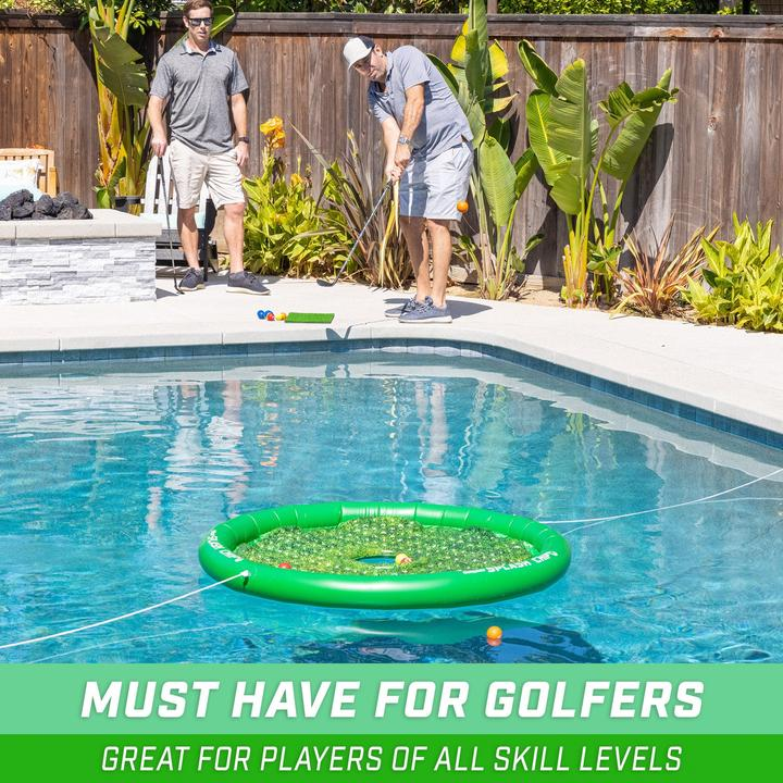 GoSports Splash Chip Floating Golf Game Image