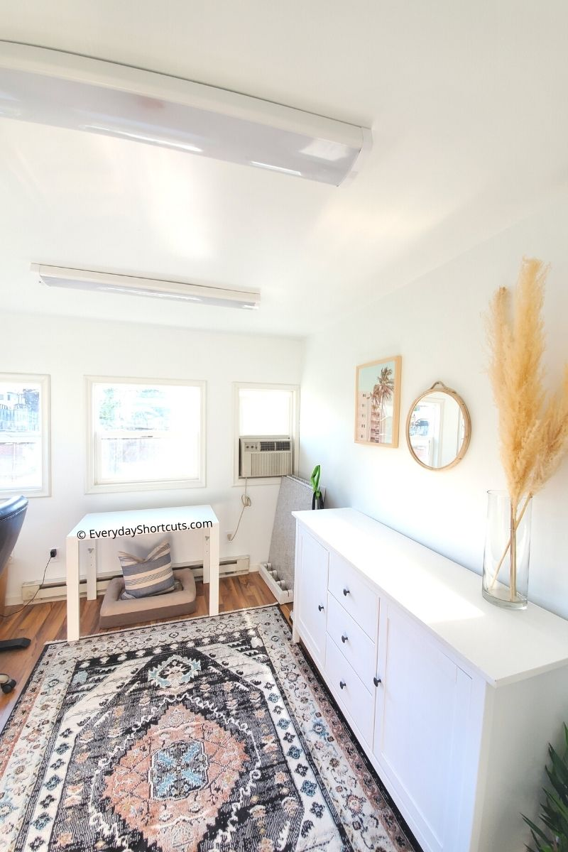 how to decorate a she shed