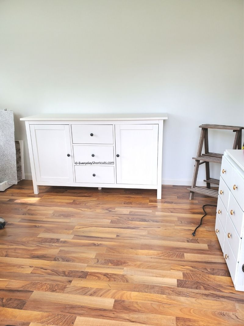 laminate flooring for a she shed
