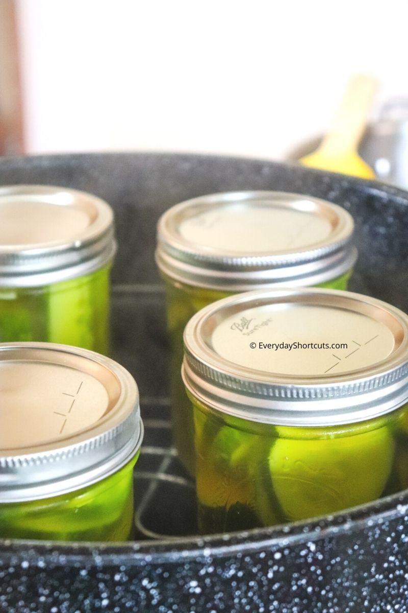 canning polish pickles