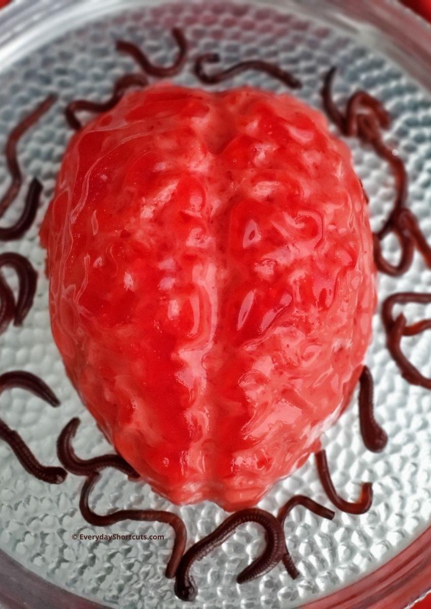 Jello Brain Mold Recipe