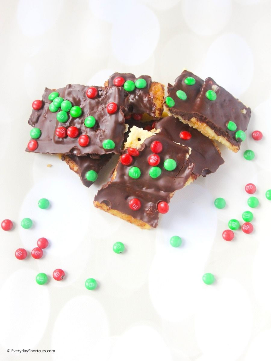 How to Make Christmas Cracker Candy