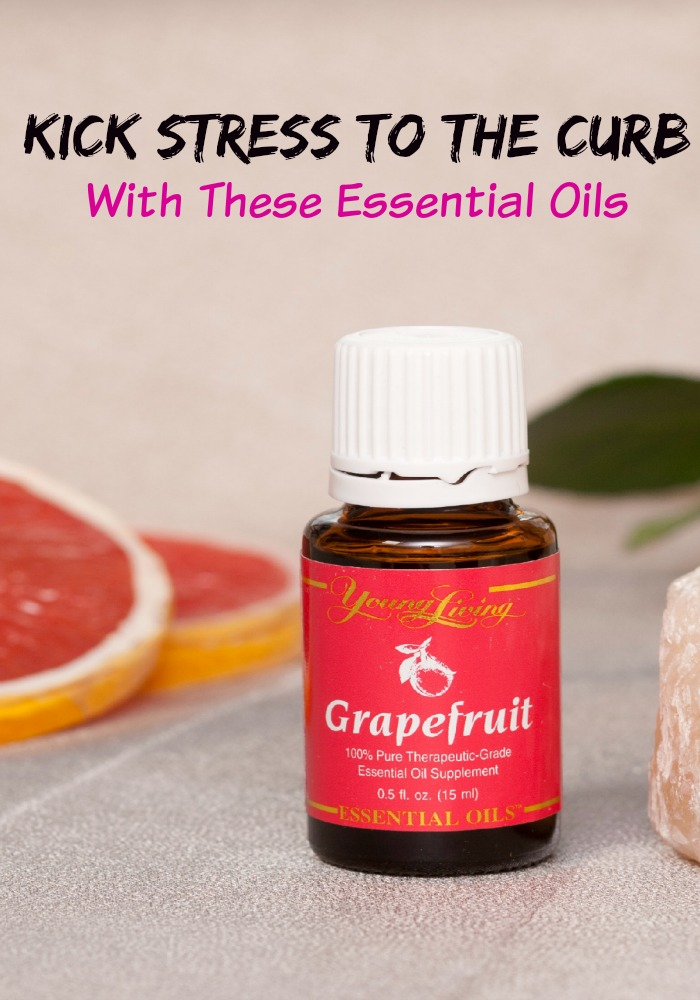 Kick Stress to the Curb With These Essential Oils