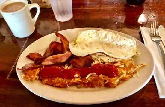 image of Frank's Diner Breakfast Combo in Spokane