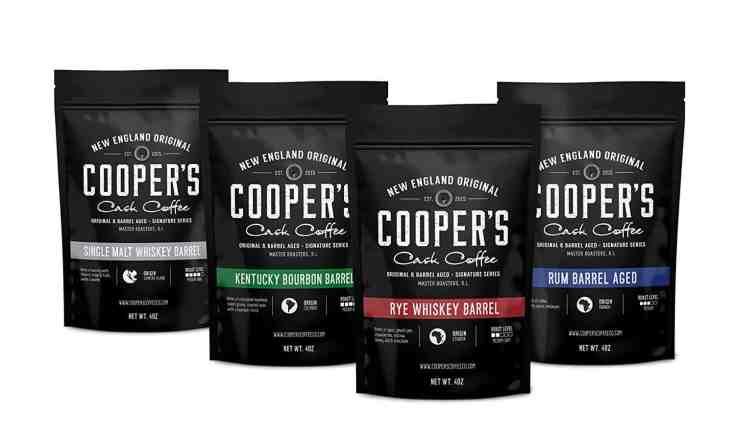 Single Origin Coffee Box Set from Coopers Cask Coffee