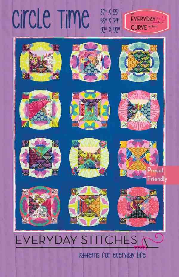 Circle Time Quilt Pattern
