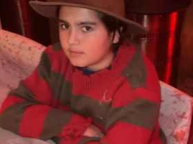 Mason Disick Appears as Freddy Krueger at Kylie Jenner's Creepy Dinner Party