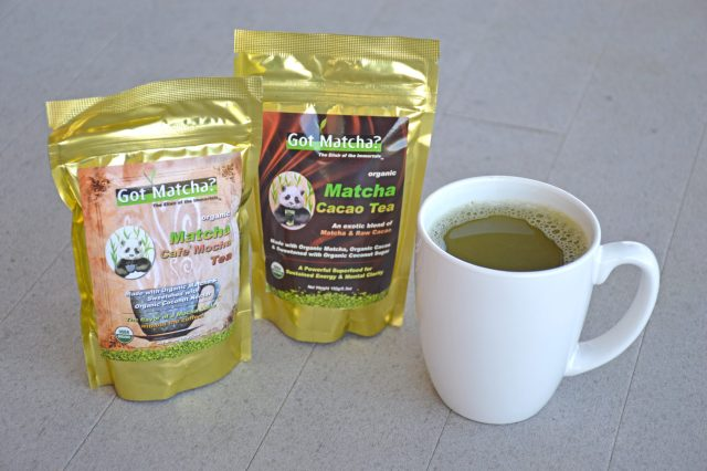 gotmatcha blends