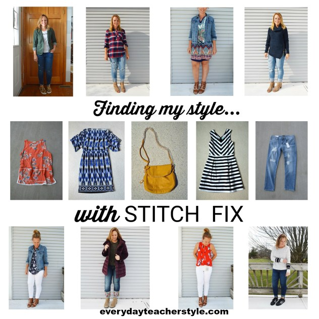 finding my style with stitch fix