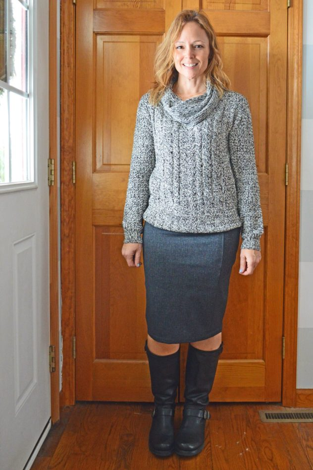 Stitch Fix Liverpool Bia Pencil Skirt