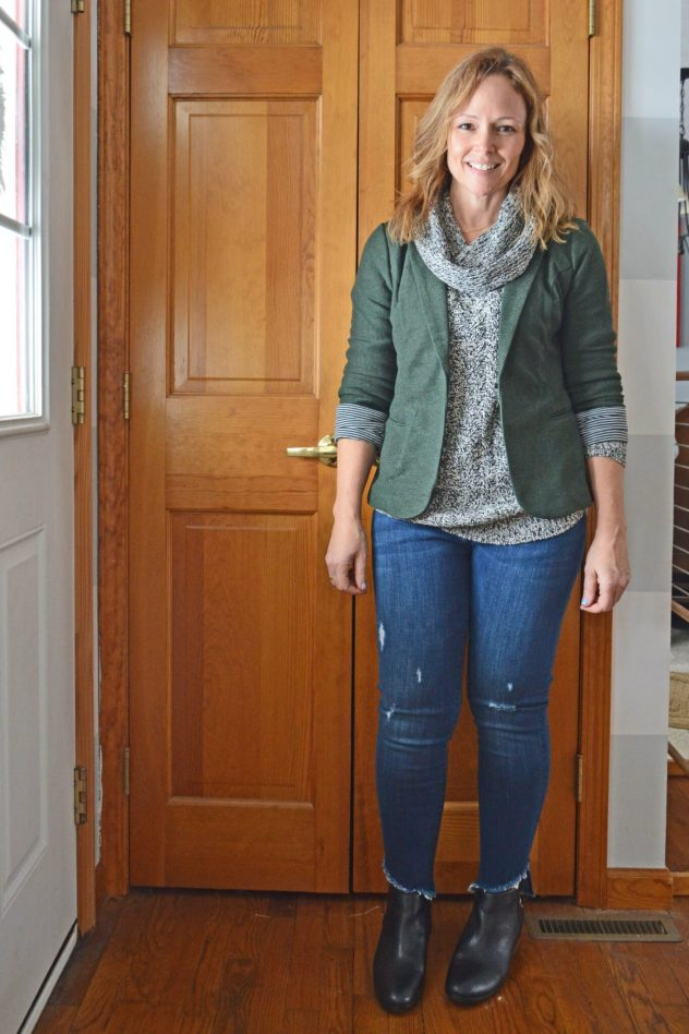 stitch fix Skies Are Blue Asa Knit Blazer