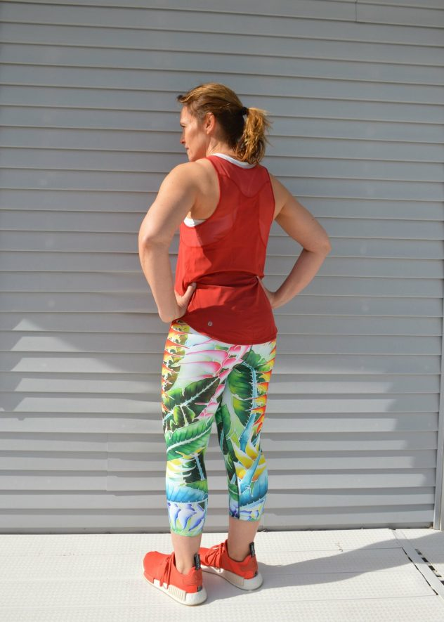 SENI by Fitrebel Tropical Jungle Print