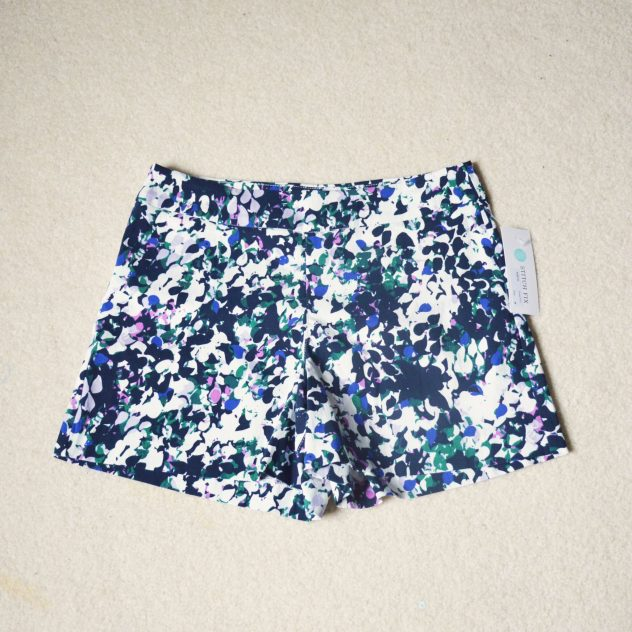 Margaret M Lea Printed Short