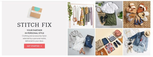Stitch Fix Find Your Style