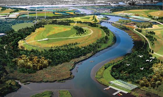 Fresh Kills Park: Draft Master Plan, NYC.gov