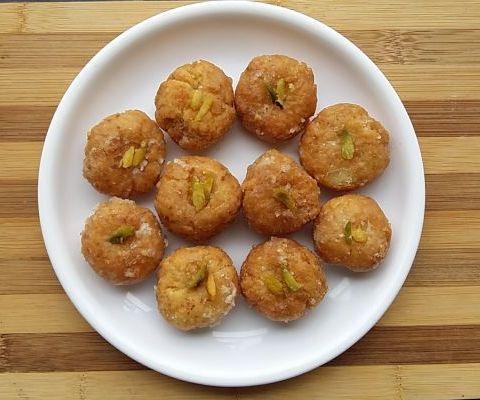 Diwali Special: Mini Balushahi