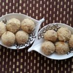 Sooji or Rava Laddoo