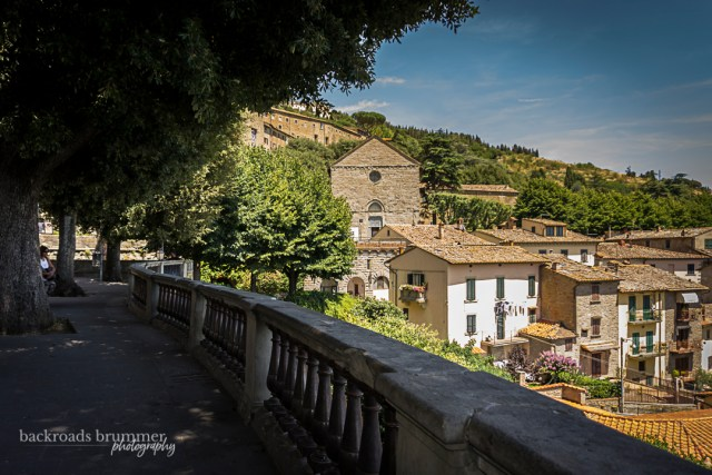 Everyday Postcard from Tuscany Italy by Lacey Brummer
