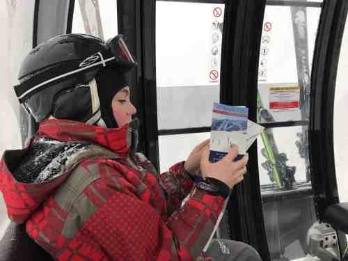 Ski Photo by Pint Size Pilot