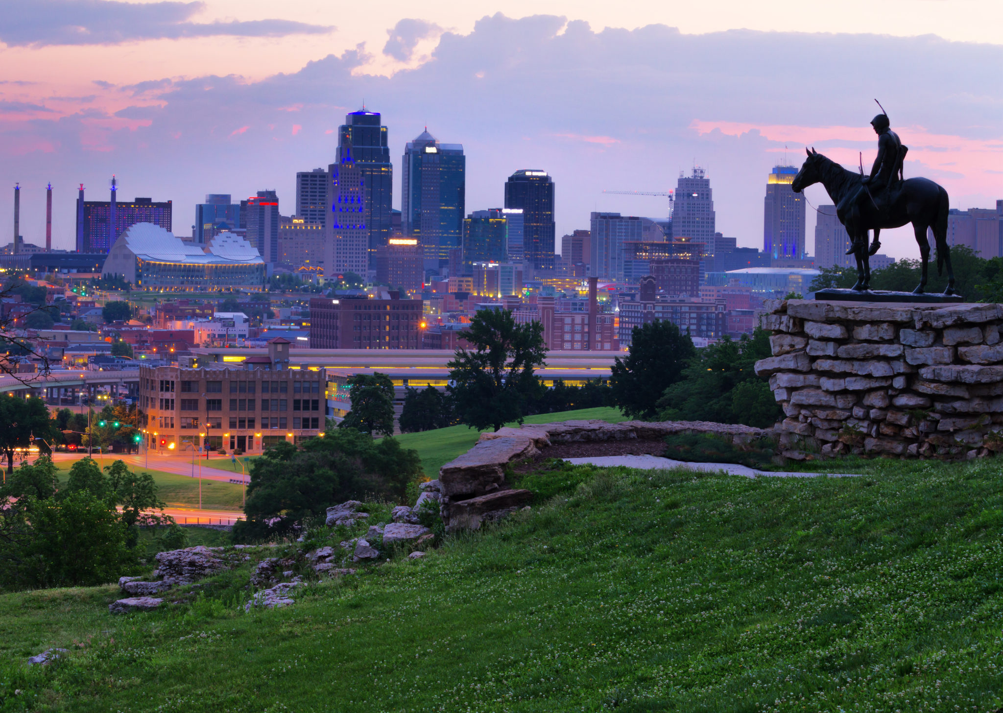 Kansas City Paris Of The Plains