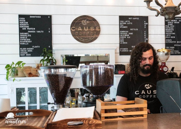 Cause Coffee - A Coffeehouse with a Cause in De Soto, Kansas