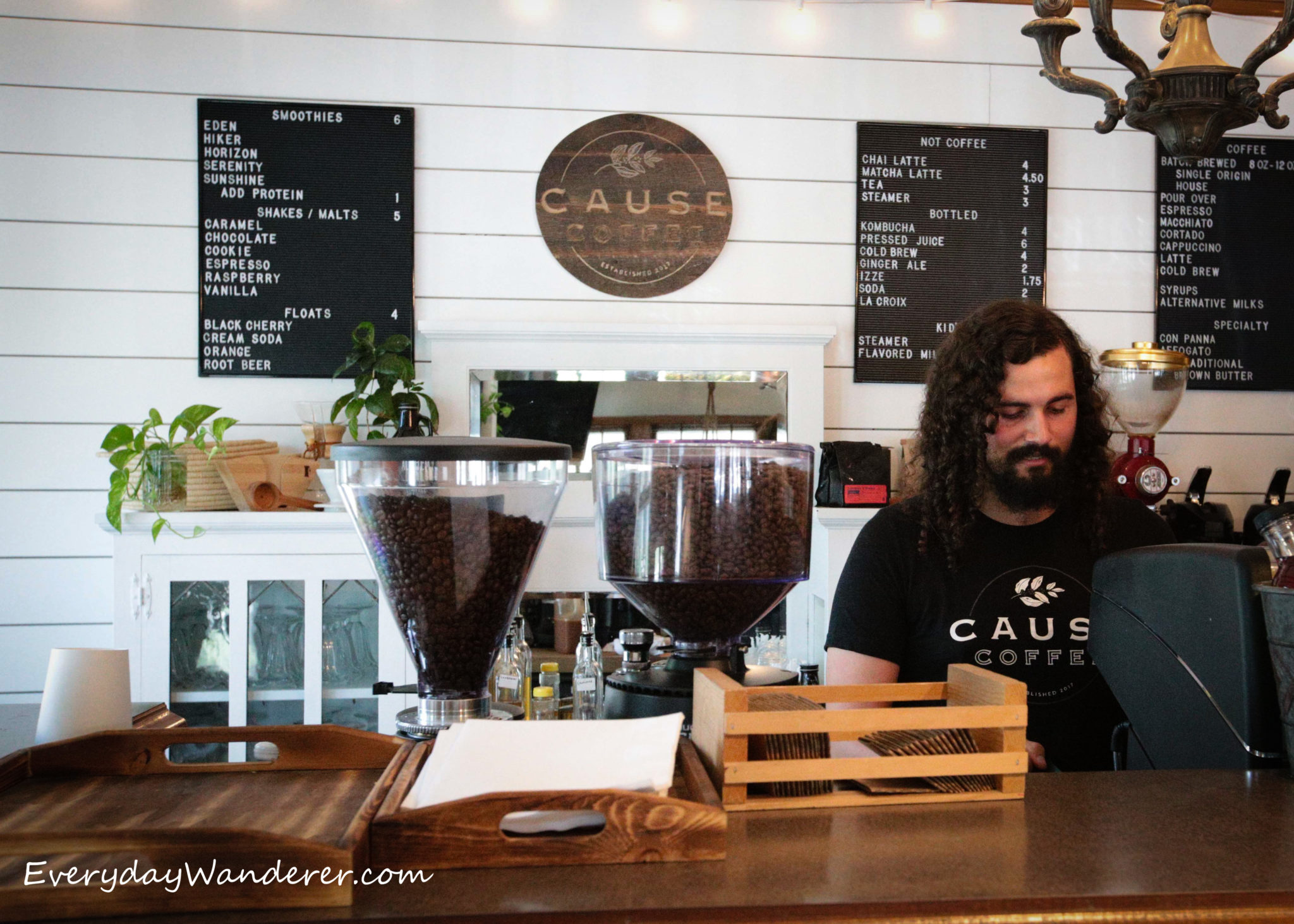 Cause Coffee – A Coffeehouse with a Cause in De Soto, Kansas