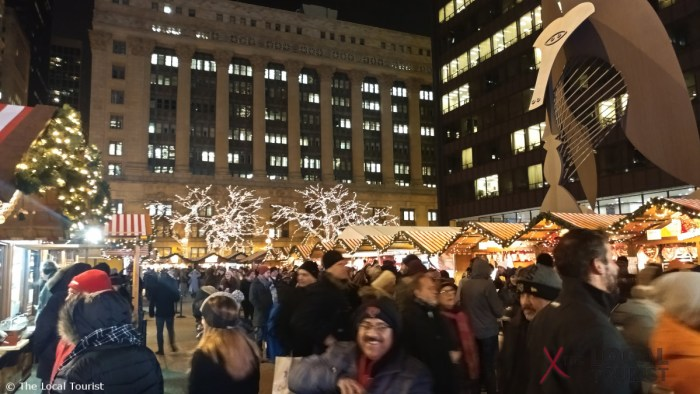 Chicago German Christmas Market.Celebrate Christmas Around The World Without Leaving The Us