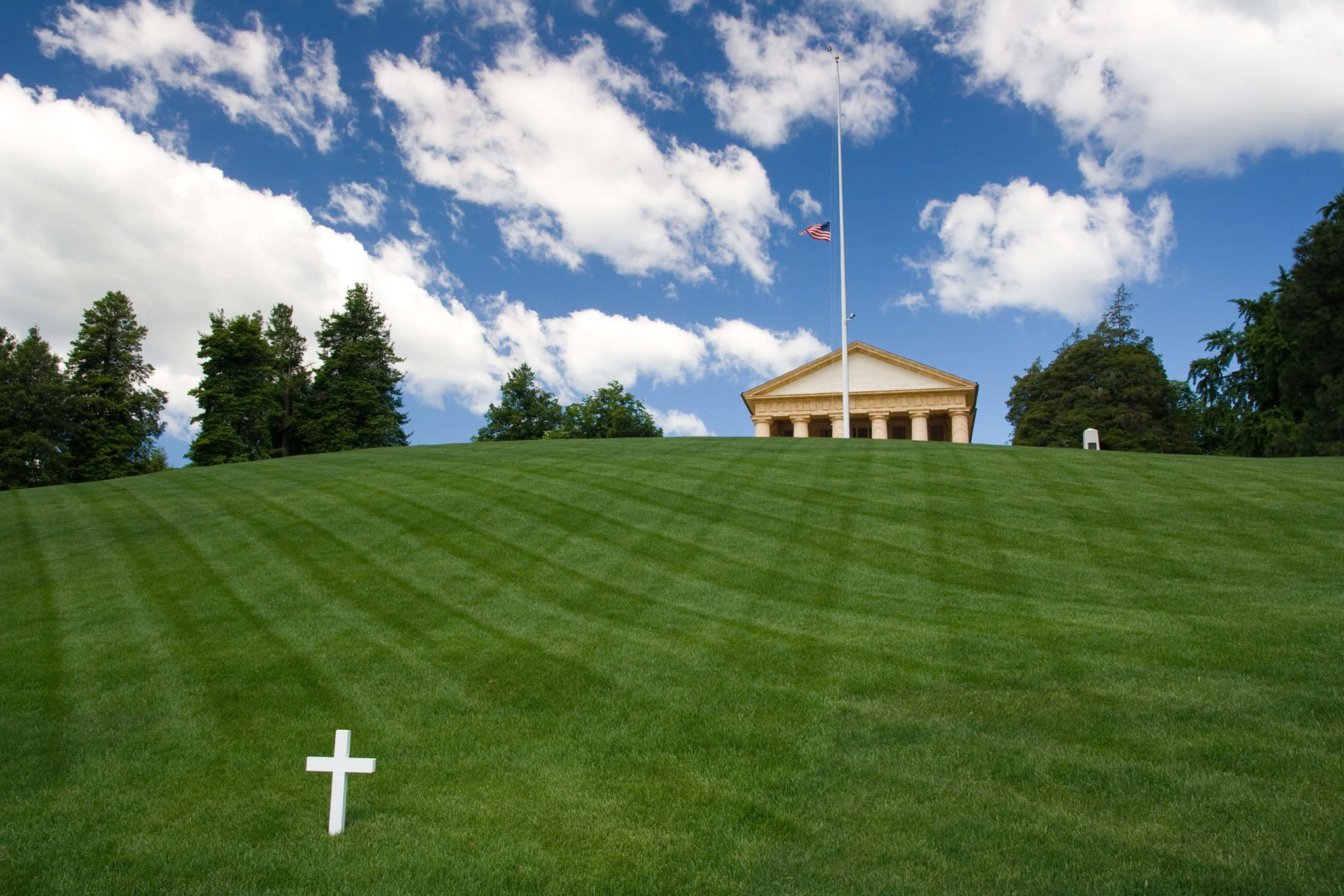 Arlington House – An Interesting Circle of Karma