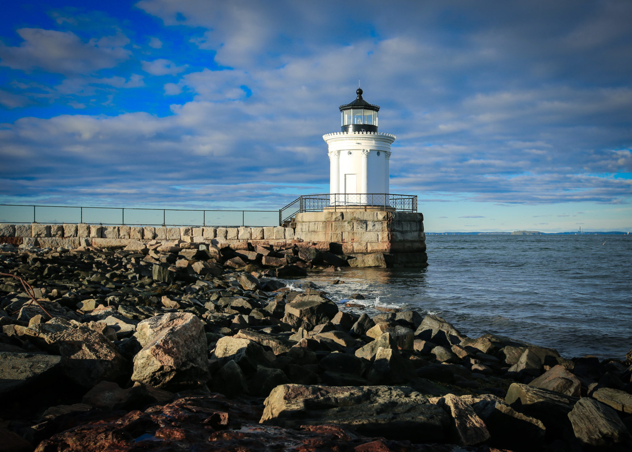 Admirable Portland Lighthouses A Picture Perfect Experience In Maine Download Free Architecture Designs Rallybritishbridgeorg