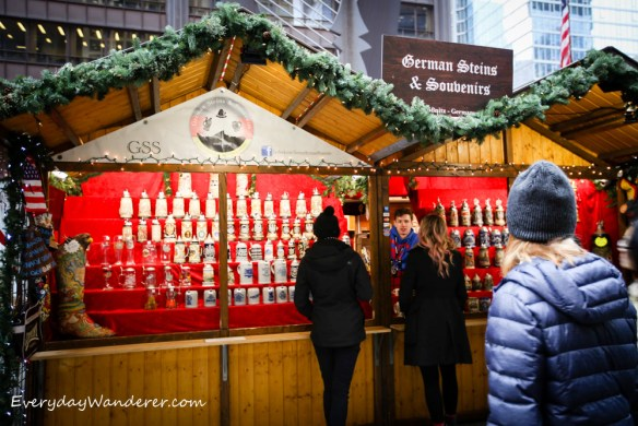Chicago German Christmas Market.10 Ways To Celebrate The Holidays In Chicago Everyday Wanderer
