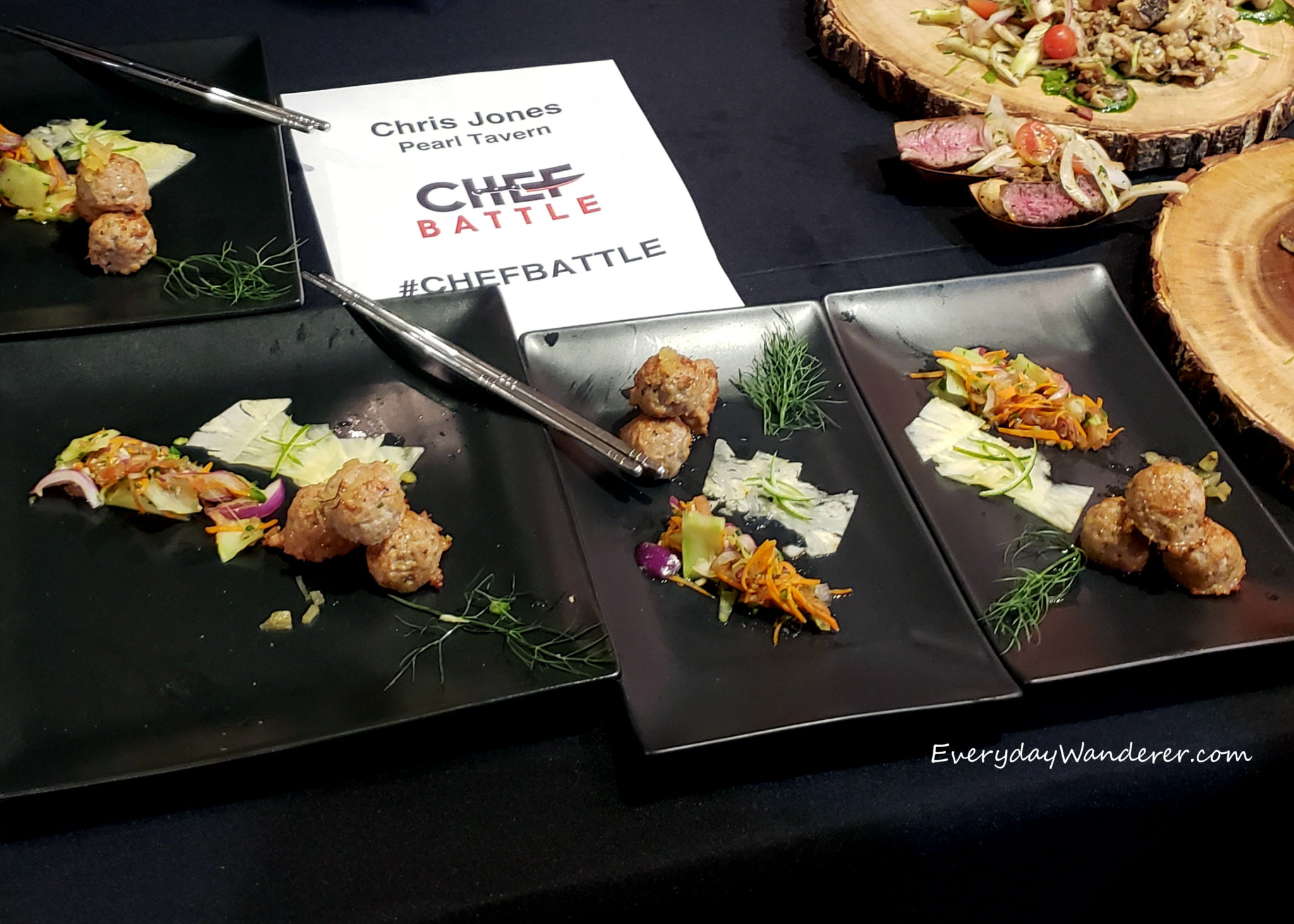 What to Expect at a Chef Battle
