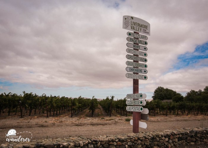 A Second Day of Wine Tasting at Livermore Wineries in California