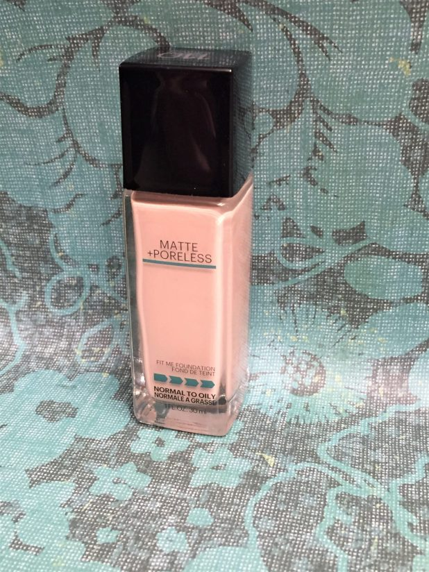 Maybelline Fit Me Matte + Poreless - My Favorite Drugstore Foundation   Caitlin Cosmetologist