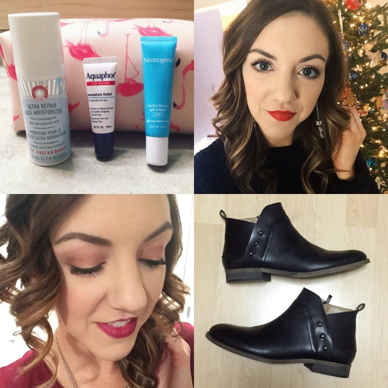 Instagram Roundup- December + Shop Page | Caitlin Cosmetologist